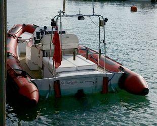 Rib ,Osprey Falcon,8.5, inboard diesel