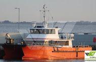 23m / 12 pax Crew Transfer Vessel for Sale / #1075501