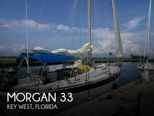 1977 Morgan 33 Out Island