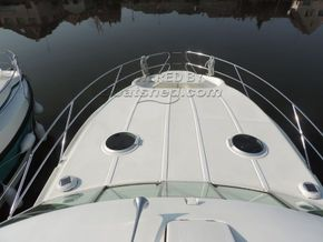 Nicols Estivale Quattro Canal and river cruiser - Foredeck