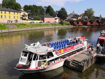 Aluminium passanger boat