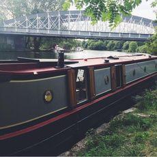 Charming 50ft Traditional Narrowboat