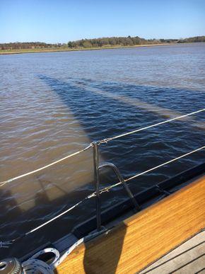 Sail shadow