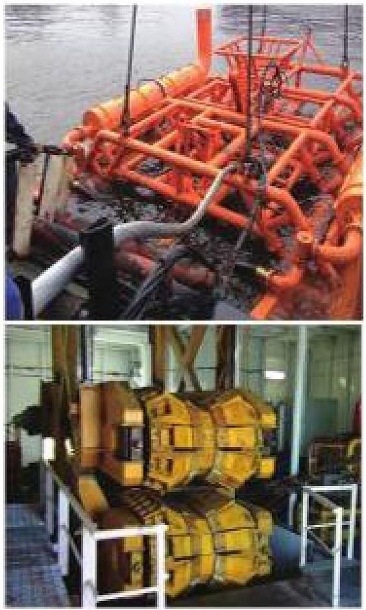 Pipe Laying / Heavy Lift Vessel DP2