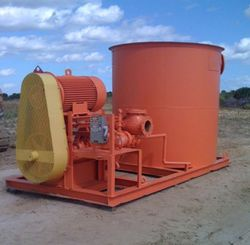 """8"""" Electric Powered Booster Pump with Direct Feed Tank"""
