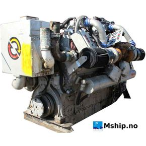 Detroit Diesel 12V149 TI   mship.no