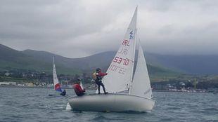 420 Sailing Dinghy