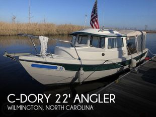 2006 C-Dory 22' Angler
