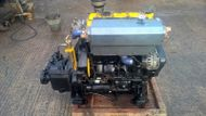 JCB Mermaid J444 Marine Diesel Engine Breaking For Spares