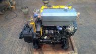 JCB Mermaid J444 Marine Diesel Engine Breaking For Spares