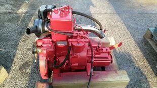 Bukh DV10 Marine Diesel Engine Breaking For Spares