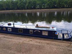 Cruiser Stern 50ft Narrowboat