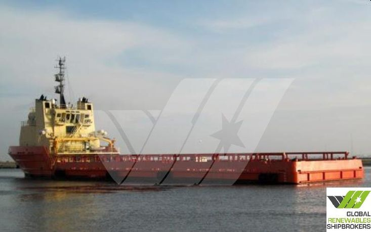 79m / DP 2 Platform Supply Vessel for Sale / #1056136