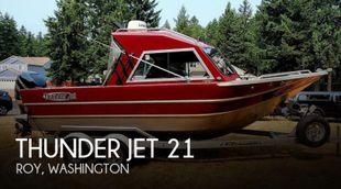2016 Thunder Jet Luxor 21