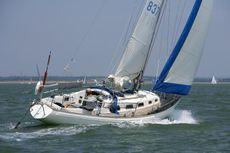 Rival 34 (1982) - Ready to sail
