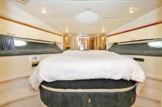 Luxury Sunseeker Manhattan 54 motor yacht, SW10