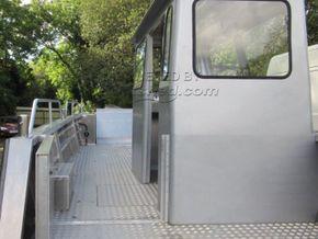 Landing Craft LC-823 Aluminium Workboat - Side Deck