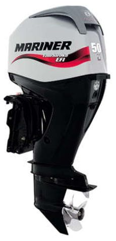 50HP Outboard Electric Start Long Shaft Power Trim