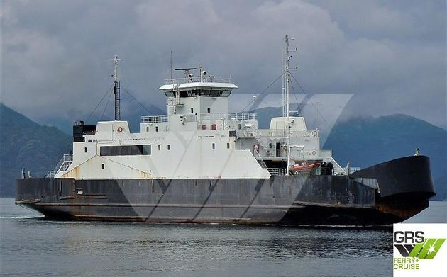 87m / 650 pax Passenger / RoRo Ship for Sale / #1037748