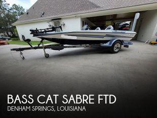 2010 Bass Cat Sabre FTD