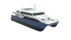 30m Catamaran Ferry 270 PAX