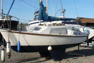 Pirate Express 17 Yacht