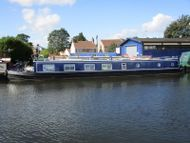 60ft Trad Stern Narrowboat built 1989 by Walsall boat builders