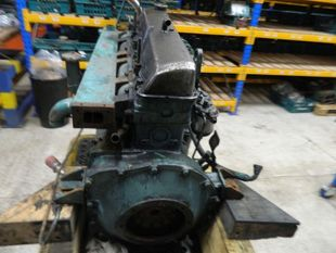 Ford Sabre 212 Marine Diesel Engine Breaking For Spares