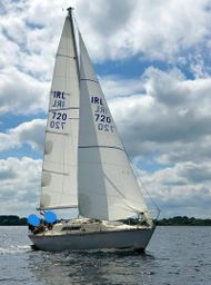 Beneteau First 27 - Lough Ree, Ireland