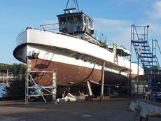 1946 Ex Hythe Ferry Boat