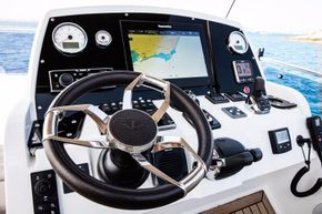Sealine F530 - Upper Helm