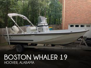 1996 Boston Whaler Guardian 19