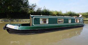 40' Trad 2012 Cheshire Narrowboats