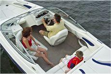 Stingray 195 FX Fish & Ski Boat