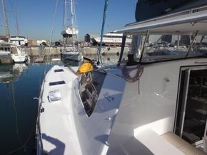Admiral 40 - NEW BOAT - Side Deck