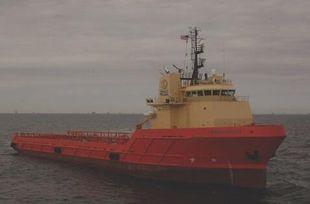 280ft Platform Supply Vessel