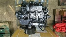 Lister Petter LPW2 Keel Cooled Marine Diesel Engine Package
