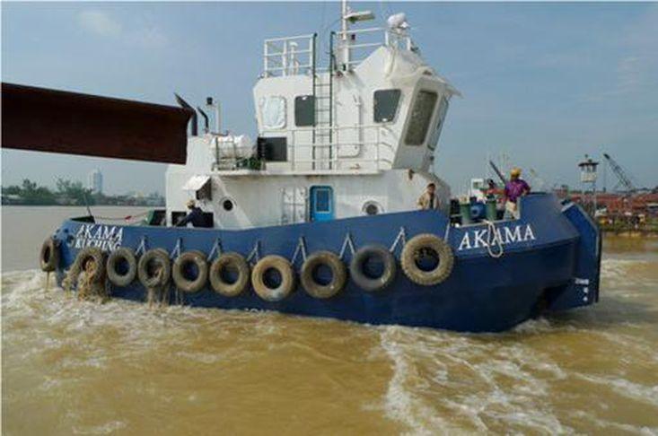 Twin Screw 14mtr Tug Boat