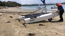 Katalyst H2 Portable Catamaran