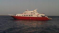 Steel Safari Boat