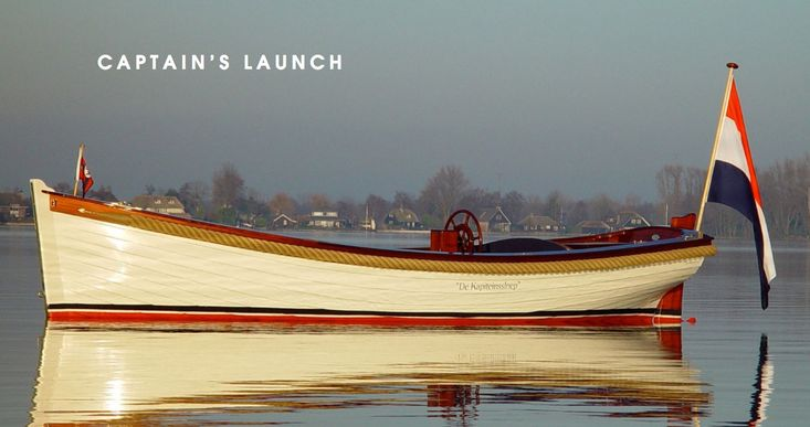Captains Launch