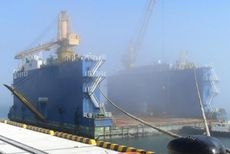 6500DWT Cassion Dock