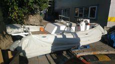 4.8 metre EX Superyacht rescue tender