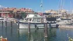 C-Kip 380 Classic Motor Trawler Yacht REDUCED