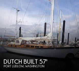1962 Dutch Built Custom 57 Aalsmeer