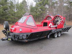 19' Hovergard 1000 Hovercraft – GM V8 – 250 HP