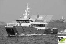 17m / 12 pax Crew Transfer Vessel for Sale / #1081612