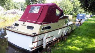 JGM Maderia 20 - 4 berth boat & trailer
