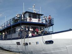 1918/1974 120' - 200 Passenger Vessel**Now licensed to serve alcohol