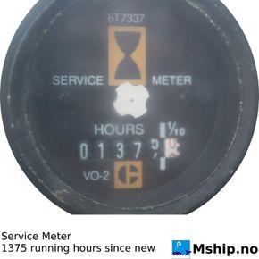 Engine running hours
